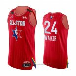 Maglia All Star 2020 Boston Celtics Kemba Walker #24 Autentico Rosso