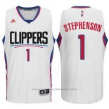 Maglia Los Angeles Clippers Lance Stephenson #1 Bianco