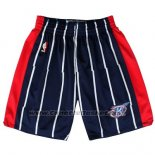 Pantaloncini Houston Rockets Retro Blu