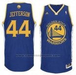 Maglia Golden State Warriors Richard Jefferson #44 Blu