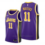 Maglia Los Angeles Lakers Dion Waiters #11 Statement 2020 Viola