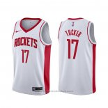 Maglia Houston Rockets P.j. Tucker #17 Association Bianco