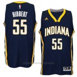 Maglia Indiana Pacers Roy Hibbert #55 Blu