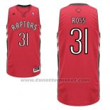 Maglia Toronto Raptors Terrence Ross #31 Rosso