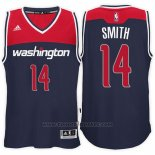 Maglia Washington Wizards Jason Smith #14 Blu