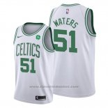 Maglia Boston Celtics Tremont Waters #51 Association 2019-20 Bianco