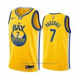 Maglia Golden State Warriors Eric Paschall #7 Statement The Bay Or