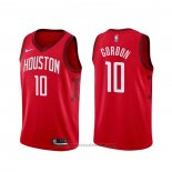 Maglia Houston Rockets Eric Gordon #10 Earned Rosso