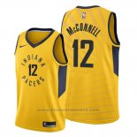 Maglia Indiana Pacers T.j. Mcconnell #12 Statement Or