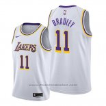Maglia Los Angeles Lakers Avery Bradley #11 Association Bianco