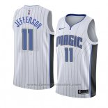 Maglia Orlando Magic Amile Jefferson #11 Association 2018 Bianco
