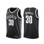 Maglia Brooklyn Nets Michael Beasley #30 Icon 2020 Nero