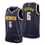 Maglia Denver Nuggets Brandon Goodwin #6 Icon 2018-19 Blu