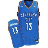 Maglia Oklahoma City Thunder James Harden #13 Blu