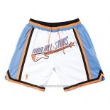 Pantaloncini All Star 1997 Mitchell & Ness Just Don Bianco