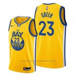 Maglia Golden State Warriors Draymond Green #23 Statement The Bay Or