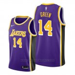 Maglia Los Angeles Lakers Danny Green #14 Statement Viola
