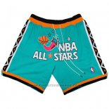Pantaloncini All Star 1996 Jsut Don Verde