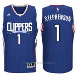 Maglia Los Angeles Clippers Lance Stephenson #1 Blu