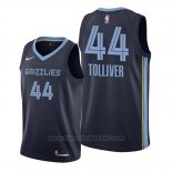 Maglia Memphis Grizzlies Anthony Tolliver #44 Statement 2020 Blu