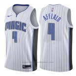 Maglia Orlando Magic Arron Afflalo #4 Association 2017-18 Bianco