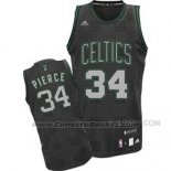 Maglia Ritmo Moda Boston Celtics Paul Pierce #34 Nero