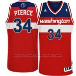 Maglia Washington Wizards Paul Pierce #34 Rosso