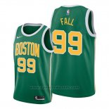 Maglia Boston Celtics Tacko Fall #99 Earned 2019-20 Verde
