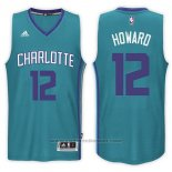 Maglia Charlotte Hornets Dwight Howard #12 Alternate 2017-18 Verde