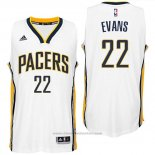 Maglia Indiana Pacers Jawun Evans #22 Bianco