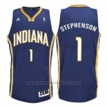Maglia Indiana Pacers Lance Stephenson #1 Blu