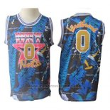 Maglia Jordan Why Not Russell Westbrook All Star Blu