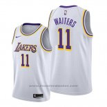 Maglia Los Angeles Lakers Dion Waiters #11 Association 2020 Bianco