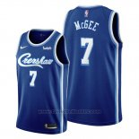 Maglia Los Angeles Lakers Javale Mcgee #7 Classic Edition 2019-20 Blu