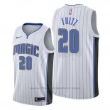 Maglia Orlando Magic Markelle Fultz #20 Association Bianco