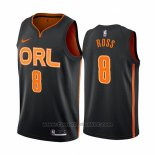 Maglia Orlando Magic Terrence Ross #8 Citta Edition Nero