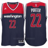 Maglia Washington Wizards Otto Porter #22 Blu