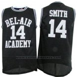 Maglia Film Bel-Air Academy Smith #14 Nero