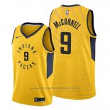 Maglia Indiana Pacers T.j. Mcconnell #9 Statement 2019-20 Or