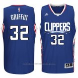 Maglia Los Angeles Clippers Blake Griffin #32 Blu