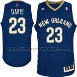 Maglia New Orleans Pelicans Anthony Davis #23 Blu