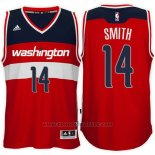 Maglia Washington Wizards Jason Smith #14 Rosso
