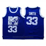 Maglia Film Music Television Will Smith #33 Blu