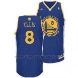 Maglia Golden State Warriors Monta Ellis #8 Blu