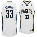 Maglia Indiana Pacers Danny Granger #33 Bianco