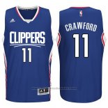 Maglia Los Angeles Clippers Jamal Crawford #11 Blu