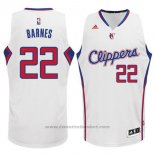 Maglia Los Angeles Clippers Jerry Stackhouse #22 Bianco