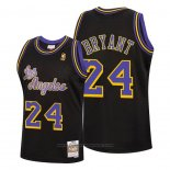 Maglia Los Angeles Lakers Kobe Bryant #24 Reload Classic Hardwood 2020 Nero