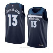 Maglia Minnesota Timberwolves Darius Johnson-odom #13 Icon 2018 Blu