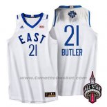 Maglia All Star 2016 Jimmy Butler #21 Bianco